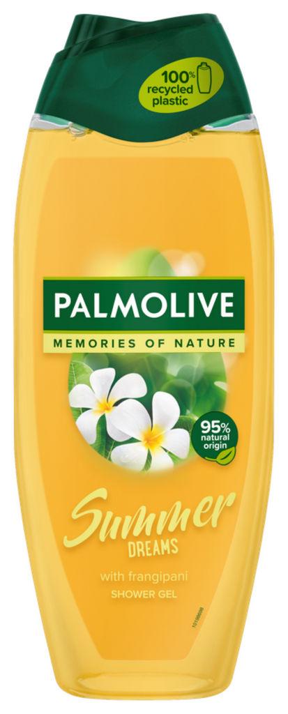 Gel za prhanje Palmolive, Memories Summer Dreams, 500 ml
