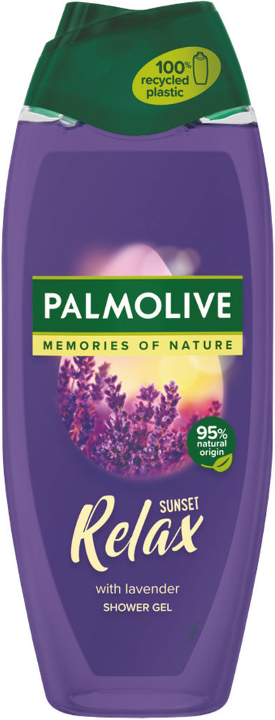 Gel za prhanje Palmolive, Memories Sunset Relax, 500 ml