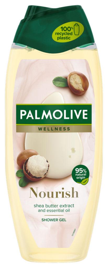 Gel za prhanje Palmolive, Wellness Nourish, 500 ml