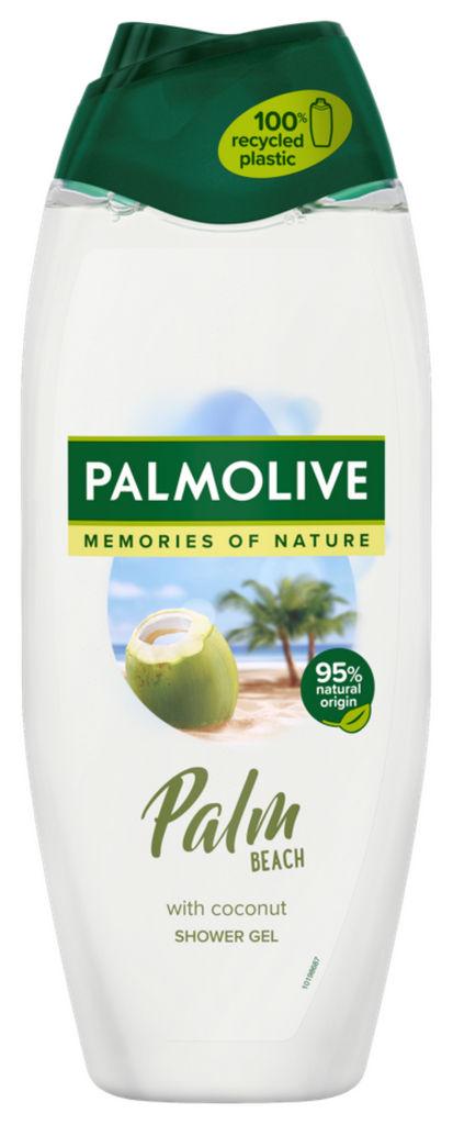 Gel za prhanje Palmolive, Memories Palm Beach, 500 ml