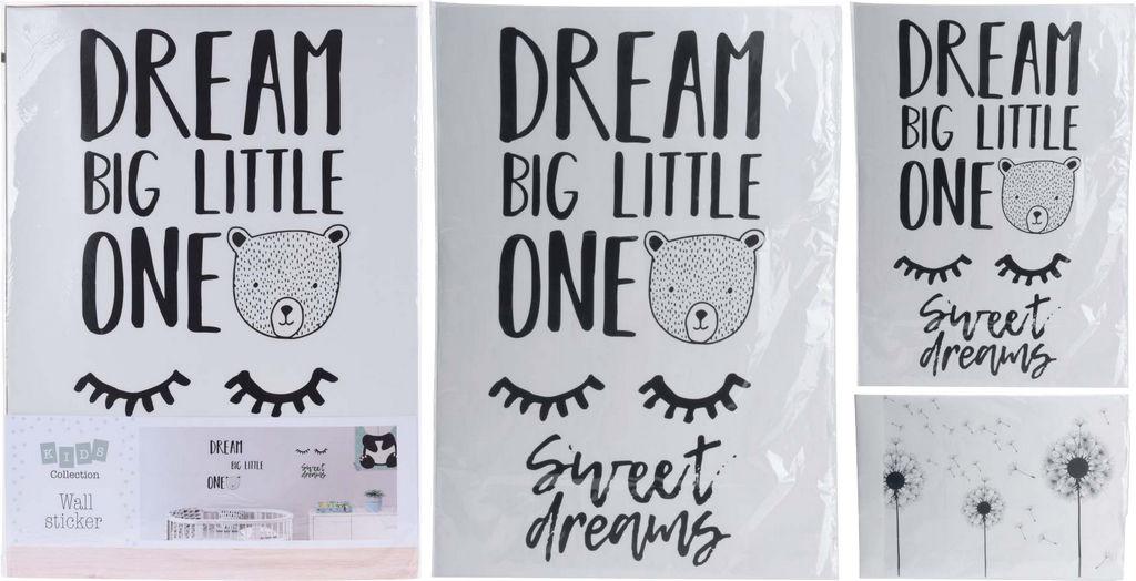 Slika z napisom za otroško sobo, 50x70cm