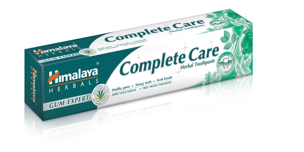 Zobna pasta Himalaya, complete care, 75ml