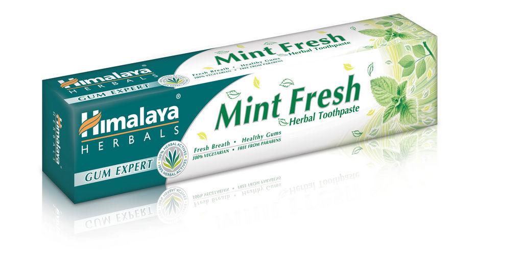 Zobna pasta Himalaya, mint fresh, 75ml