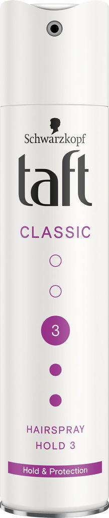 Lak za lase Taft, Classic-ultra strong, 250 ml