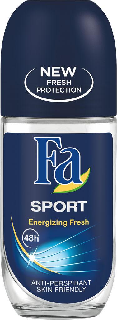 Dezodorant roll-on Fa, sport, 50ml