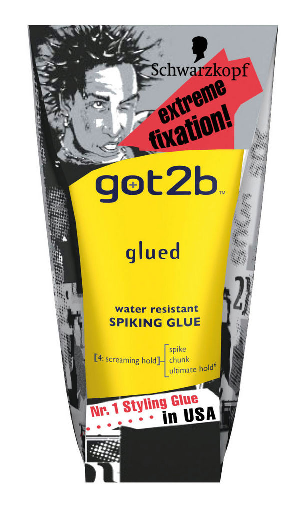 Gel za lase Got2B, Glued, 150ml