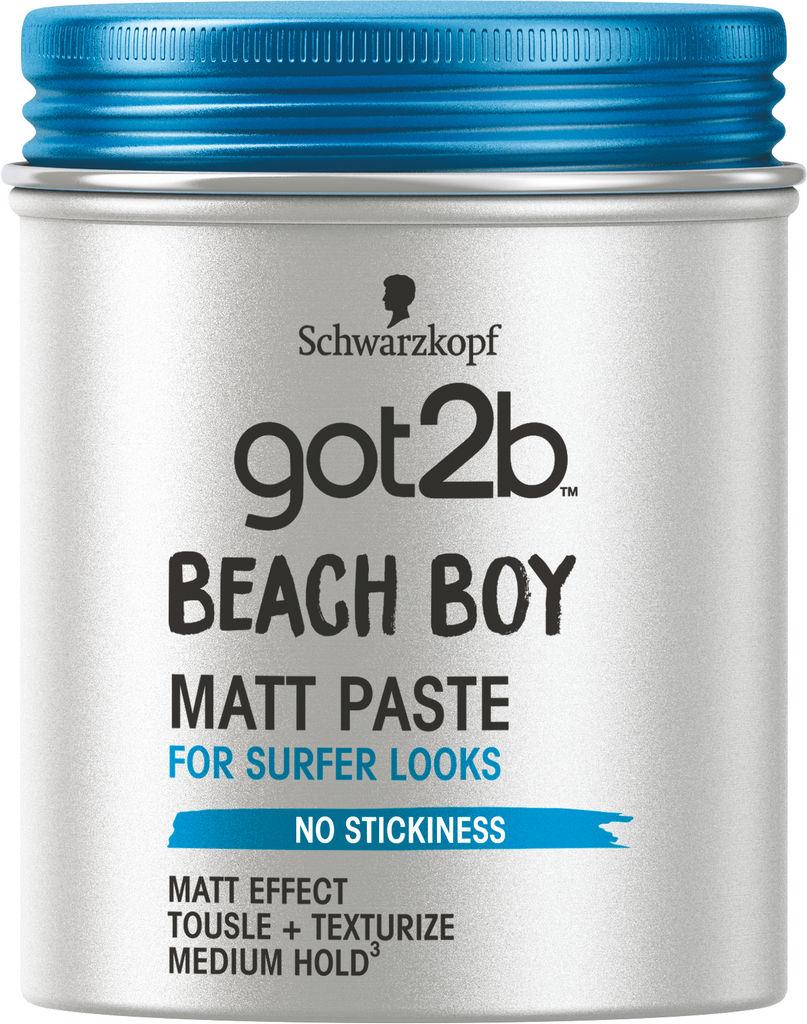 Pasta Got2be, beach, matt, 100 ml