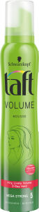 Pena za lase Taft, volume mousse, 5, 200ml
