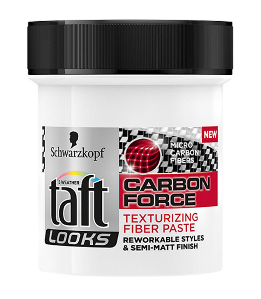 Pasta Taft, Carbon force, 130ml