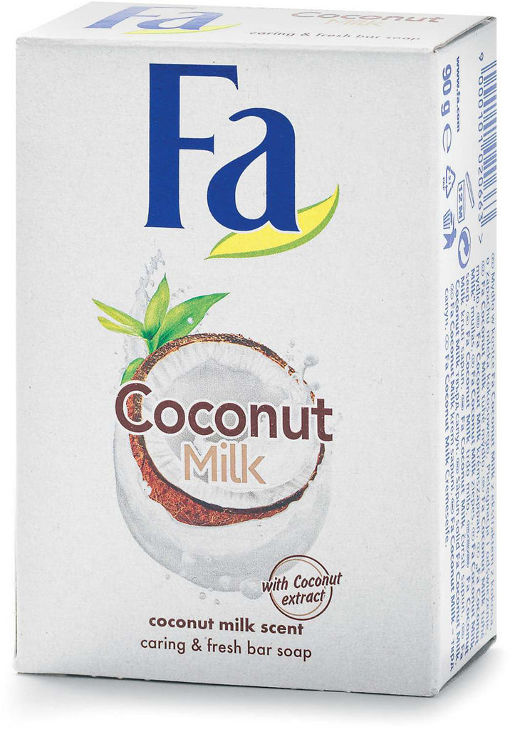 Milo Fa, Coconut milk, 90g