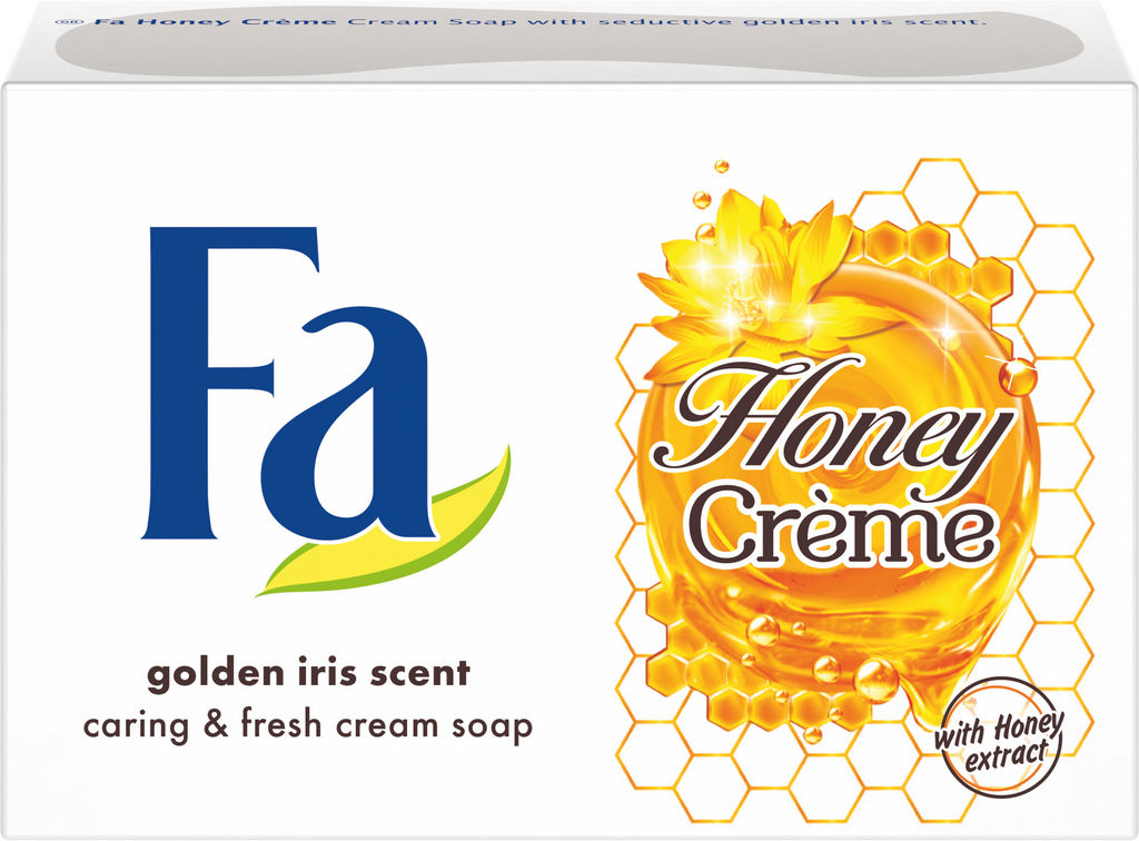 Milo Fa, Honey creme, 90g