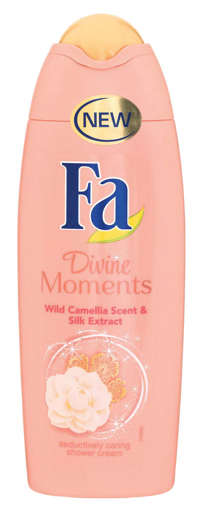 Gel za prhanje Fa, Divine moments, 250ml