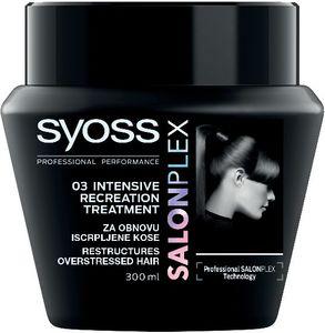 Maska za lase Syoss, salonplex, 300ml