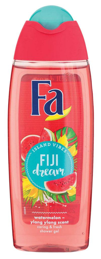 Gel za prhanje Fa, Island vibes Fiji, 250ml