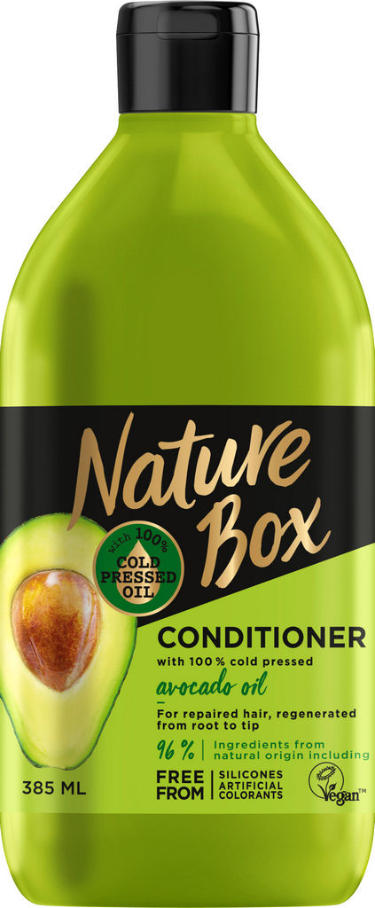 Regenerator Nature Box, Avokado, 385 ml