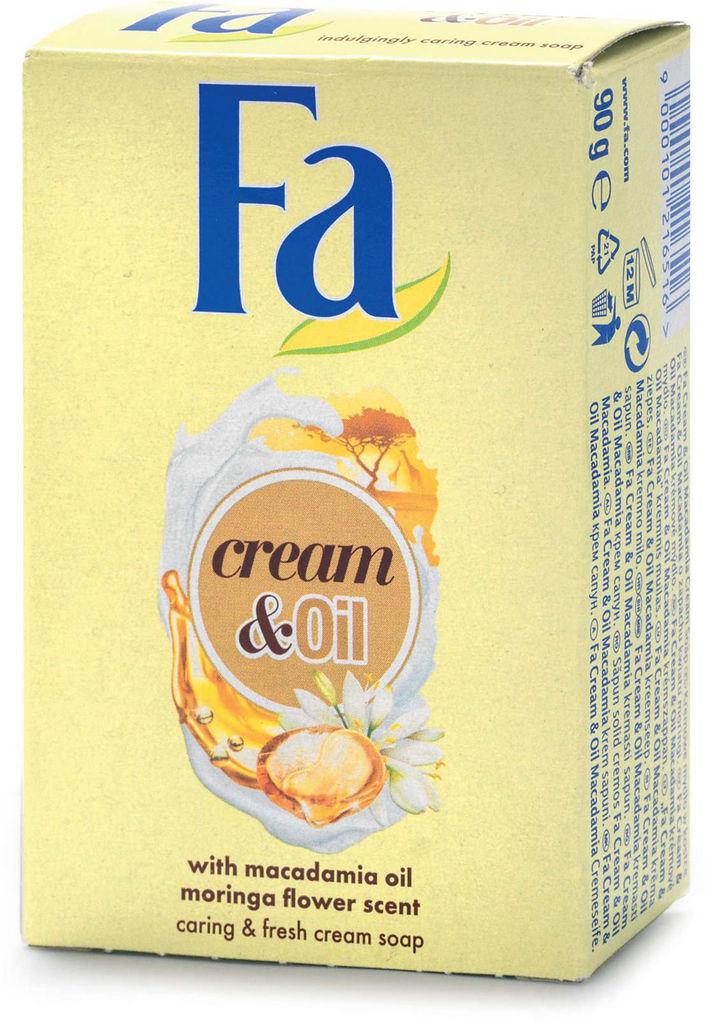 Milo Fa, cream&oil moringa, 90g