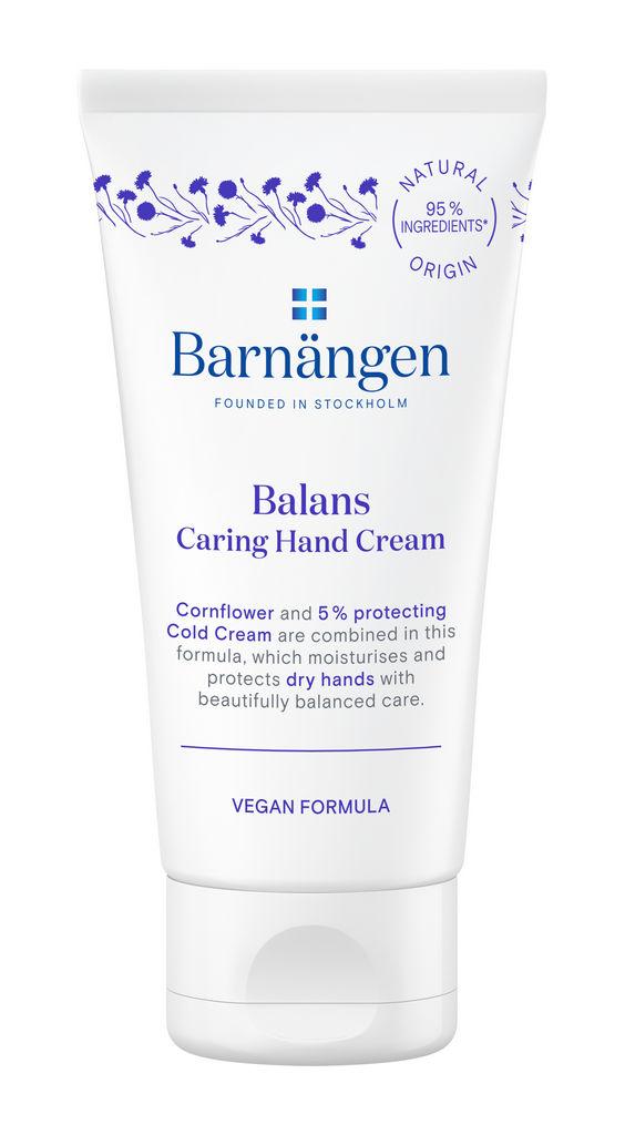 Krema za roke Barnaengen Balance, 75ml