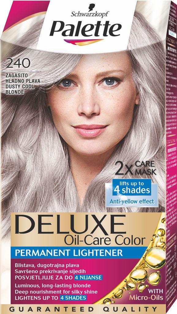 Barva Palette deluxe, 240