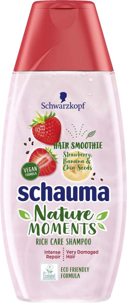 Šampon Schauma, Smoothie, stw&chia, 250ml
