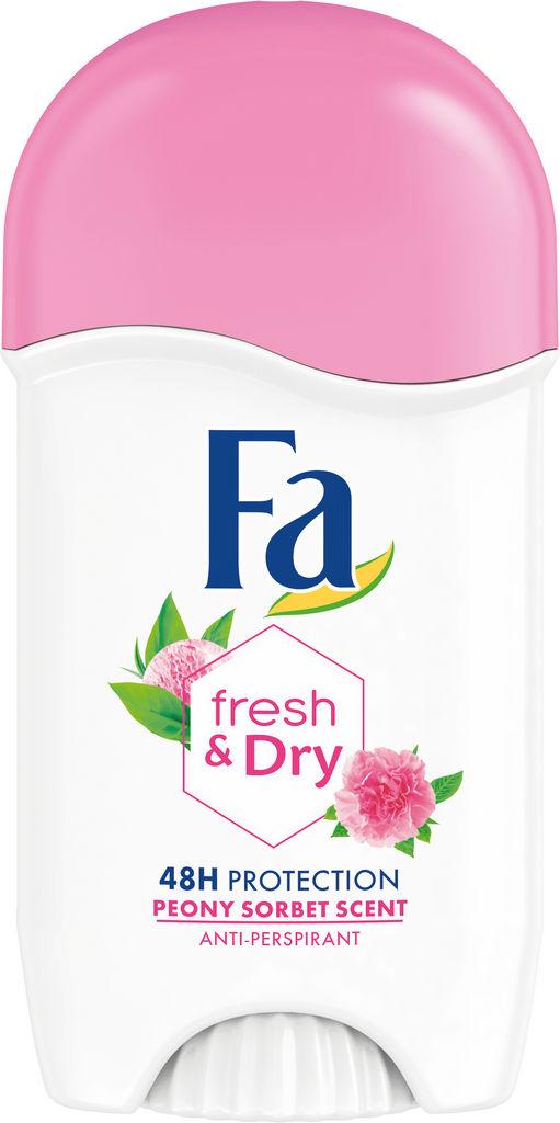 Dezodorant stick Fa, Fresh&dry, Pink sorbet, 50ml