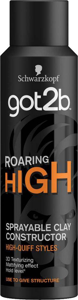 Puder Got2B Roaring High, za oblikovanje pričeske, 20 g
