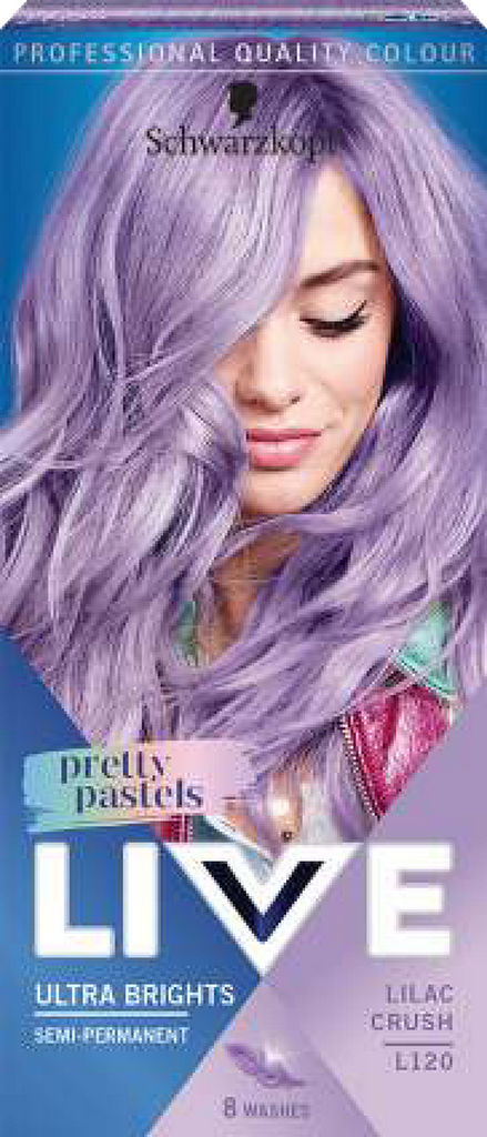 Barva za lase Schwarzkopf Live Pastel Purple