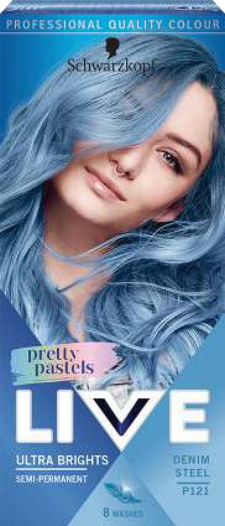 Barva za lase Schwarzkopf Live Pastel Blue