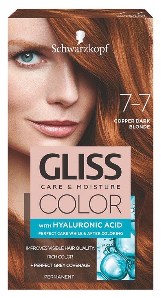 Barva za lase Gliss Color, 7 – 7 CPR dark blond