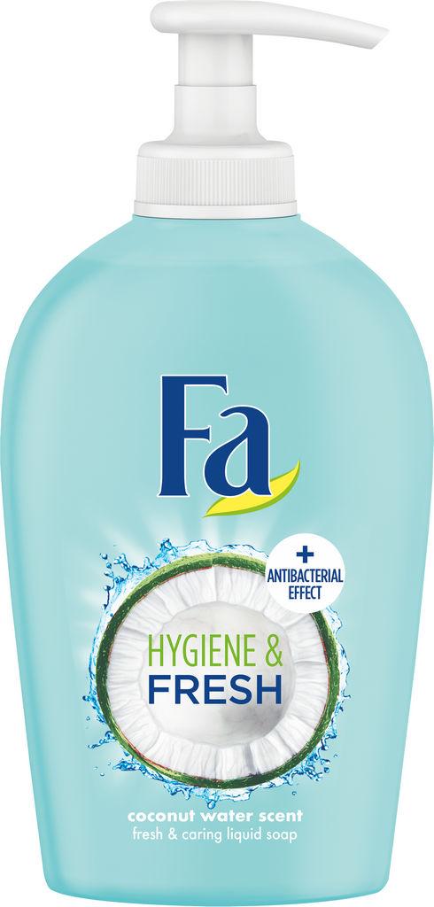 Milo Fa, tekoče, Hygiene&fresh coconut, 250ml