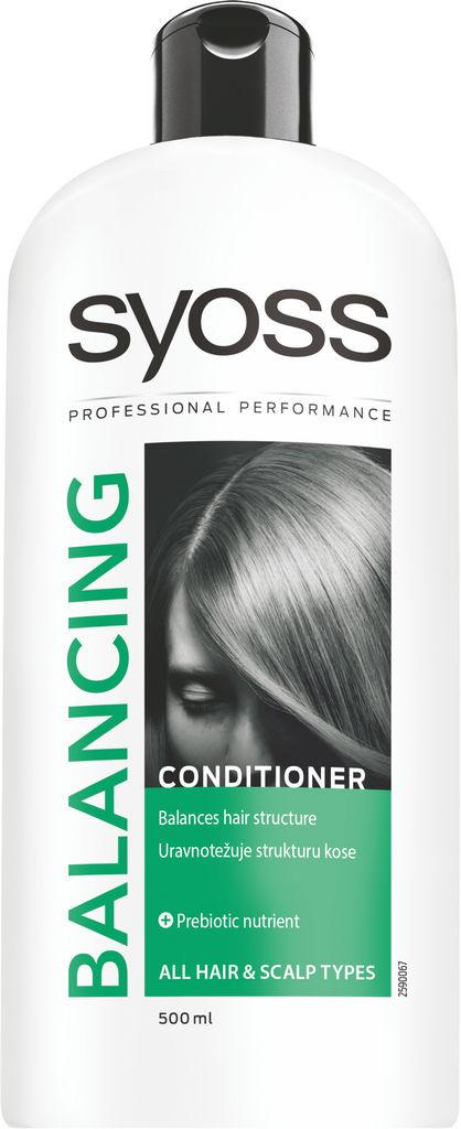 Regenerator Syoss, Balancing, 500ml