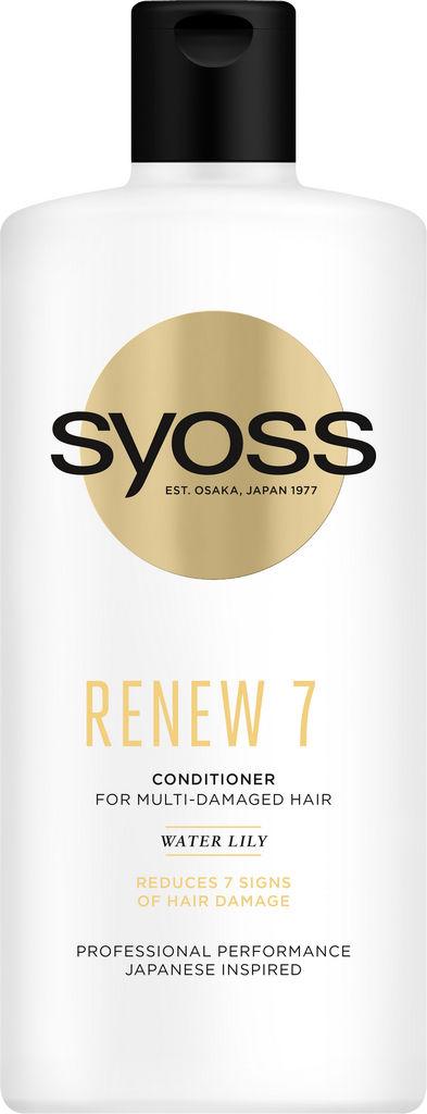 Regenerator za lase Syoss Renew 7, 440 ml