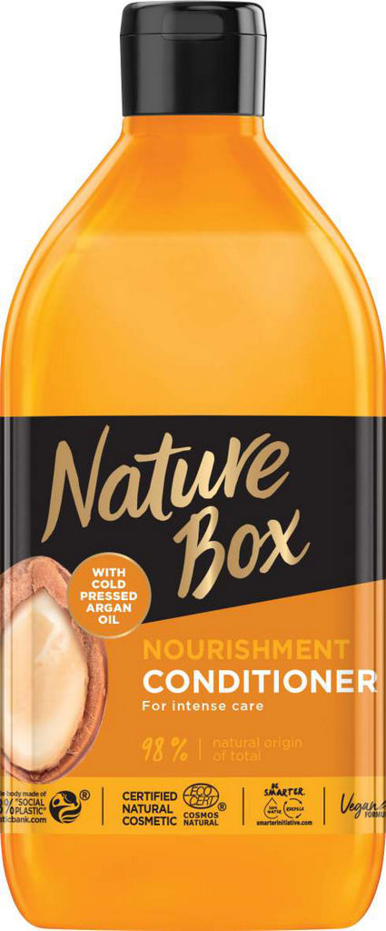 Regenerator za lase Nature Box, argan, 385ml