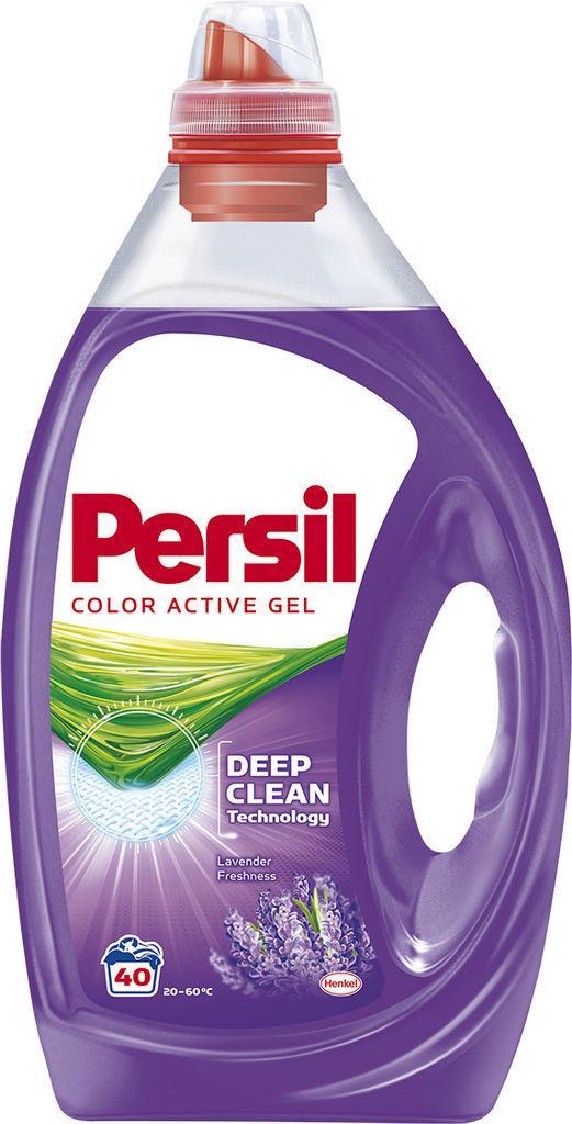 Pralni prašek Persil gel, Lavender, 40pranj, 2l