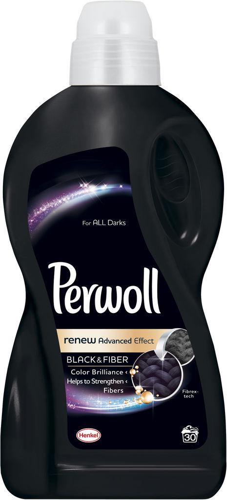 Pralni pr.Perwoll, gel Renew Adv.Black, 1,8l