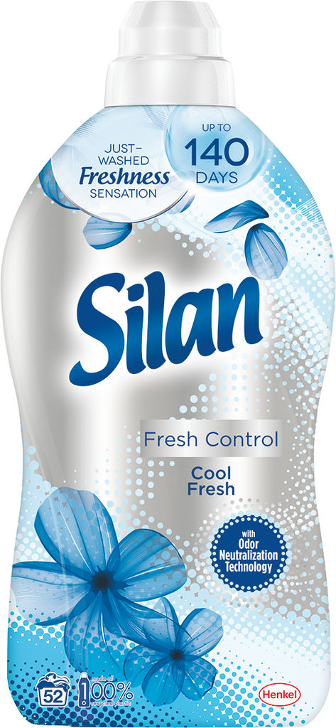 Mehčalec Silan, Cool fresh, 1,3l