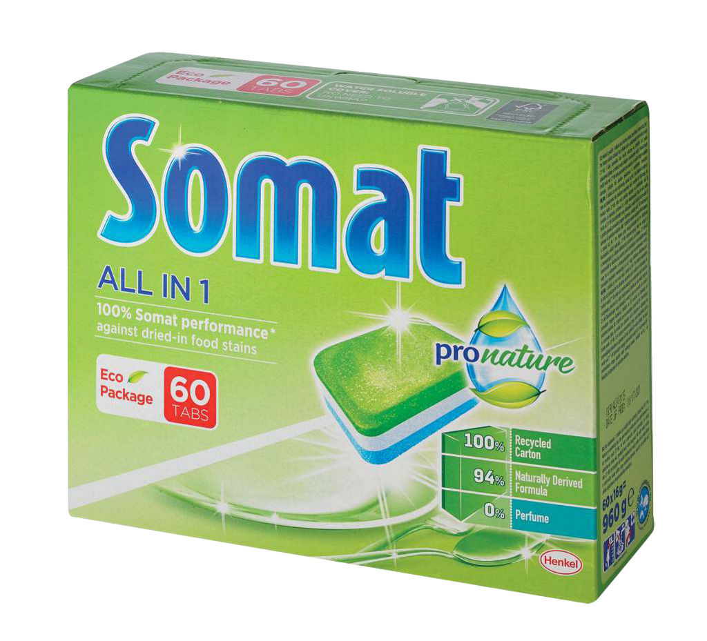 Tablete Somat Pronature, 60/1