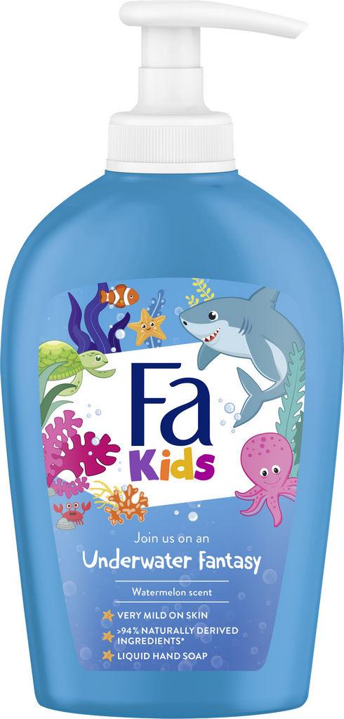 Milo tekoče Fa, kids, 250 ml