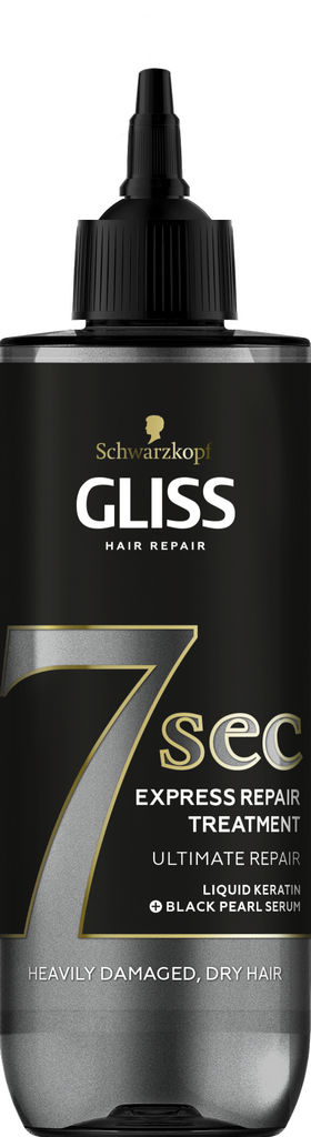 Tretma za lase Gliss, 7 min Ultimate Repair, 200 ml