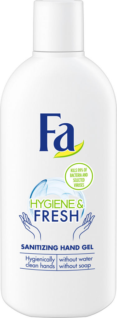 Dezinfekcijski gel Fa, Hygiene&fresh za roke, 250ml
