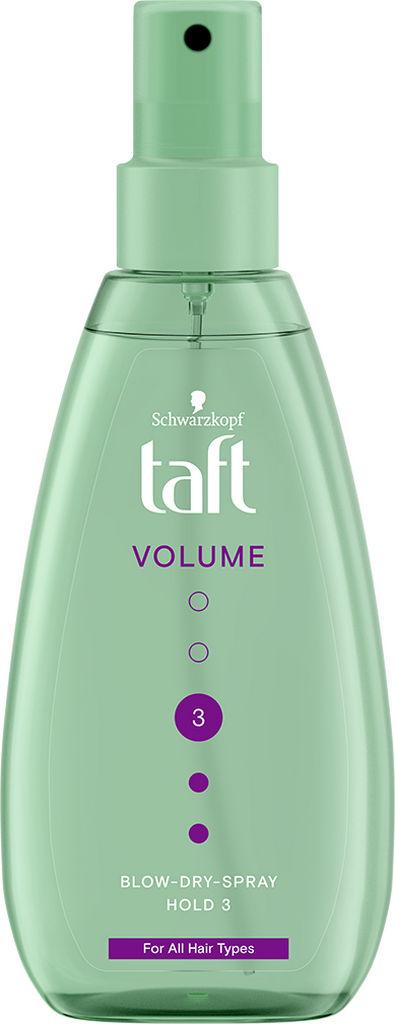 Sprej za oblikovanje pričeske Taft, Volume Setting, 150 ml