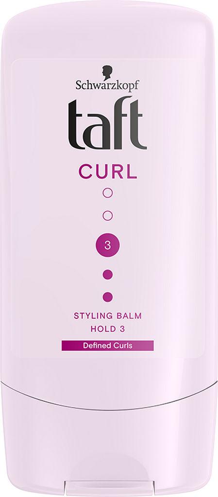 Balzam Taft Curl   za stilsko oblikovanje las, 150 ml