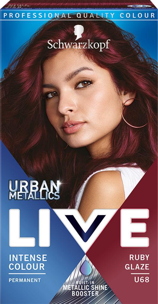 Barva za lase Live, Red Vibrancy