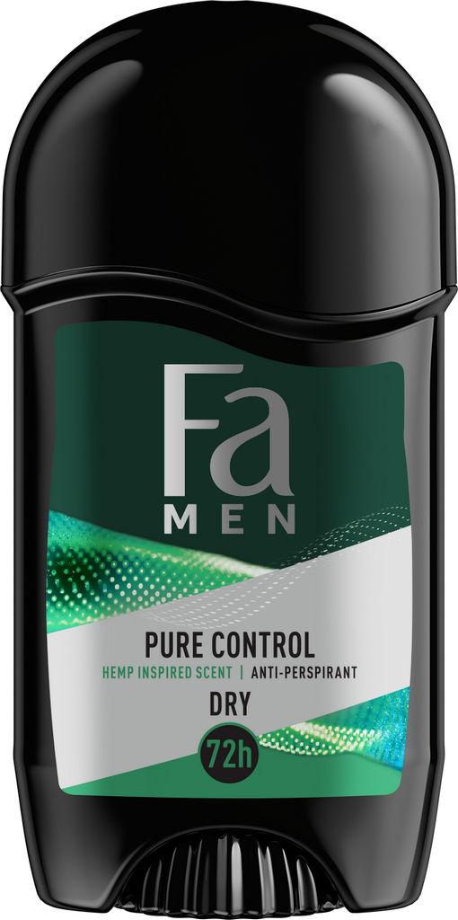 Dezodorant Fa stick, Men Pure Relax, 50 ml