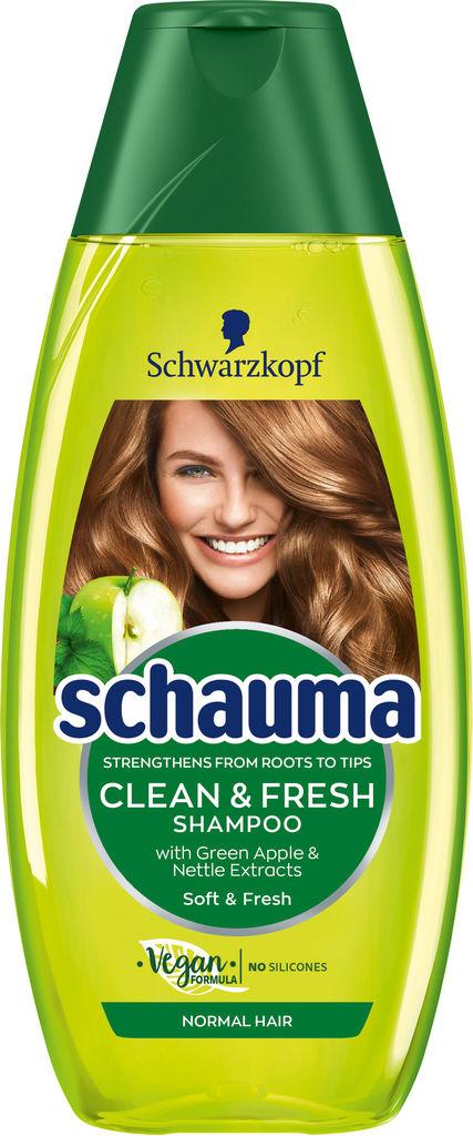 Šampon za lase Schauma Every Day, Kamilica, 400 ml