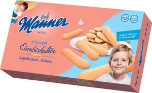 Keksi za otroke, Manner, 200 g