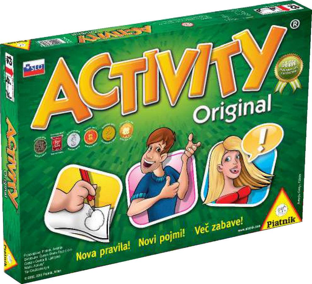 Igra Activity slo