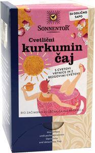 Čaj Bio kurkumin, cvetlični, 36g