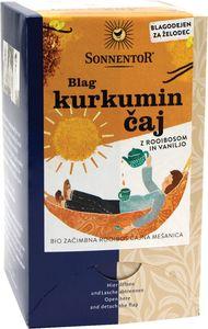 Čaj Sonnentor Bio kurkuma blag, 27 g