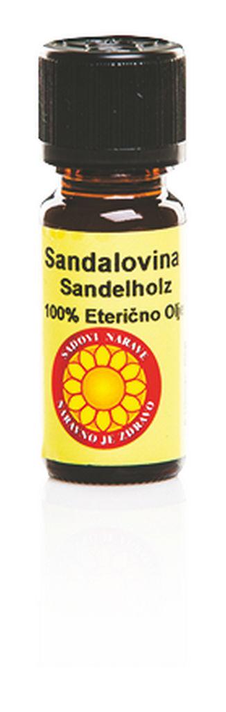 Olje eterično sandalovina