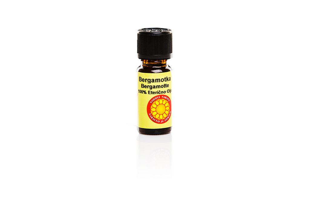 Olje eterično bergamotka